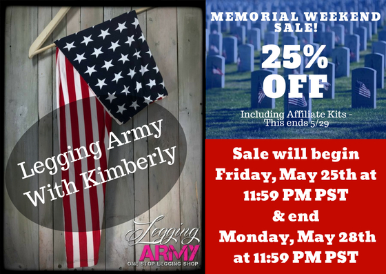 2018 Memorial Weekend Sale & Kits - LAWK image
