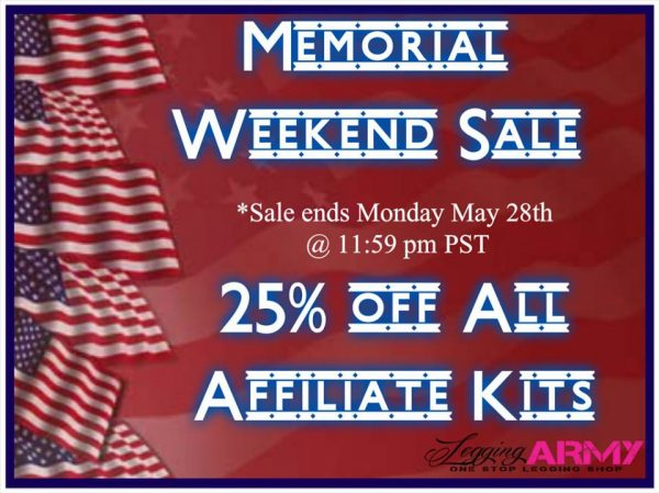 L-A Affliate Sign up Kits Sale image